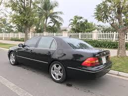 xe lexus ls 430 cần bán gấp lexus ls430 sản xuất 2001 giá rẻ 5 chỗ màu bạc