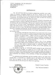 reference letter for student from teacher gallery letter format