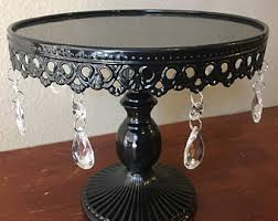 16 Inch Pedestal Cake Stand Pedestal Cake Stand Etsy