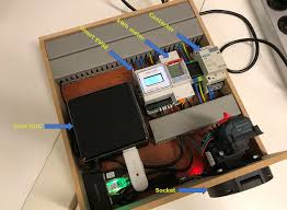 build a charging station how elaadnl built a poc charge station running fully on iota and