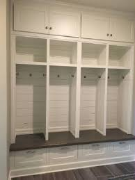 timeless woodworks mudroom built ins