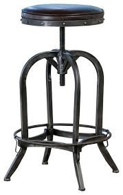 Vintage Industrial Bar Stool Metal Industrial Bar Stools U2013 Lanacionaltapas Com