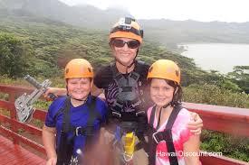 kauai zipline tours koloa zipline and tandem zip