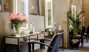 The Living Room Salon Christophe Robin U0027s New Paris Salon Offers The Best Custom Hair