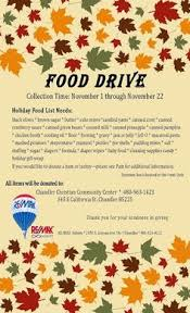 thanksgiving food drive flyer templates happy thanksgiving