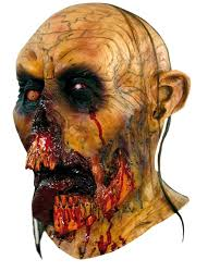 ghost face bleeding zombie mask masks