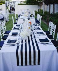 blue and white table runner navy blue and white striped tablecloth table runner cotton