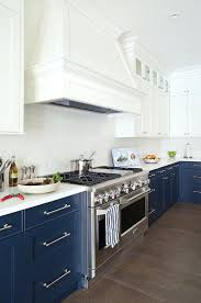 modern blue kitchen cabinets what color blue to paint kitchen