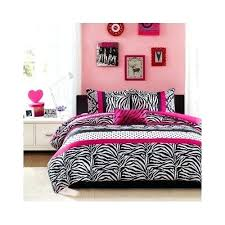 Zebra Print Single Duvet Set White And Pink Duvet Covers U2013 De Arrest Me