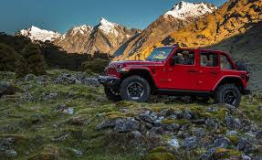 jeep wrangler 2018 jeep wrangler jl finally unveiled all the details all the