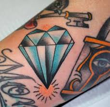 diamond tattoos i want pinterest traditional diamond
