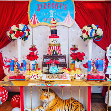 first birthday circus circus themed first birthday u2014 petite seats