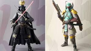 samurai star wars characters