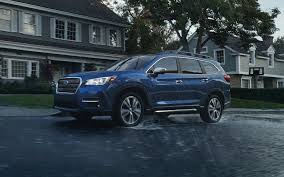 subaru forester 2019 presenting the 2019 subaru ascent suv subaru