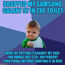 Galaxy Phone Meme - success phone imgflip