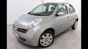 tomica nissan march nissan micra 1 2 acenta 5p 80cv cod 36 youtube