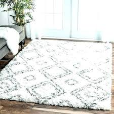 Plush Area Rugs White Plush Area Rug Plush Area Rugs My Soft And Plush Trellis