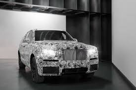 roll royce cullinan project cullinan takes next step in development programme