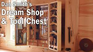 Fine Woodworking Magazine Online by Dan Smith U0027s Dream Shop And Tool Chest Finewoodworking