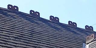 pitched roof detail ridge tiles hip tiles roof valleys roof