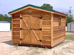 sheds cedar shed handi house manufacturing