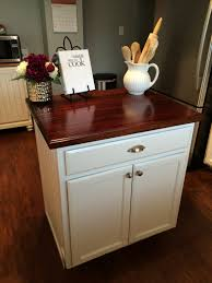 fabulous kitchen island made from cabinets including diy pre 2017