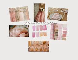 colors that go well with pink wedding wednesdays color theme rd s obsessions