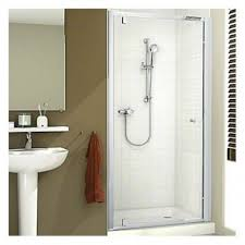900mm Shower Door Mira Elevate 900mm Pivot Shower Door