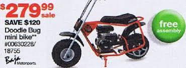 baja doodle bug mini bike 97cc 4 stroke engine manual black friday deal baja doodle bug mini bike 97cc 4 stroke engine
