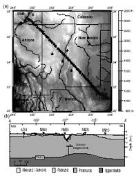 Utah Broadband Map by Broadband Seismic Background Noise At Temporary Seismic Stations