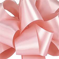 blush satin ribbon satin ribbon offray ribbon