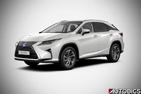 lexus lx hybrid suv lexus rx 450h launched in india availalble in luxury and f sport