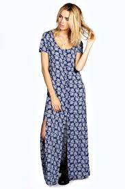 boohoo terri paisley button through maxi dress where to buy