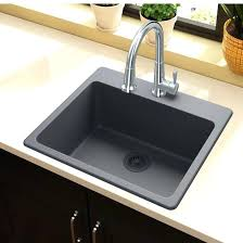 quartz kitchen sinks pros and cons quartz kitchen sinks quartz classic x drop in kitchen sink quartz