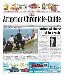 arnprior chronicle guide by metroland east arnprior chronicle