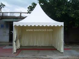 pagoda tent www sooncool com china manufacturer building