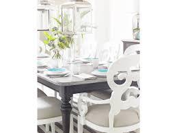 perfect decoration coastal dining room table coastal chic dining