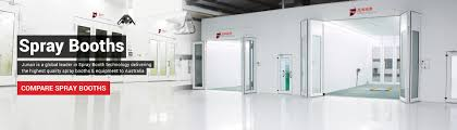 spray booth technology junair spraybooths australia automotive