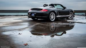 boxster porsche black 2012 black porsche boxster spyder by lake michigan brought to you