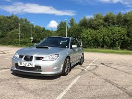 hawkeye subaru used 2008 subaru impreza sti wrx sti type uk for sale in