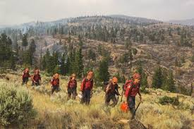Wildfire Bc Government by Yukon Firefighters Help Battle B C Wildfires Quesnel Cariboo