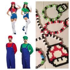 halloween costume u0026 club kandi matches mario u0026 luigi edmoholics