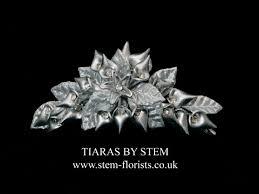 tiaras uk floral tiaras