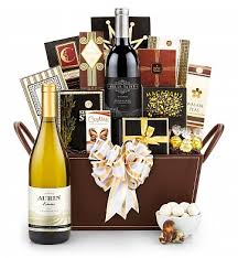 Wine Christmas Gifts California Classic Wine Basket Christmas Gifts Under 50