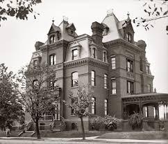 Micro Mansions by Robert W Patterson Mansion 1903 15 Dupont Circle Washington