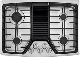 36 Inch Cooktop With Downdraft Frigidaire Gas Cooktops