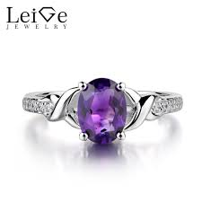compare prices on amethyst engagement compare prices on amethyst oval ring online shopping buy low