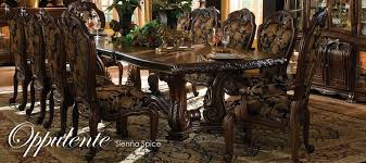 Michael Amini Dining Room Set Dining Room Formal Dining Tables Reseda Ca Tarzana Ca