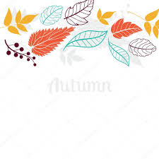 Cover Invitation Card Autumn Falling Leaves Background Can Be Used For Wallpaper Design
