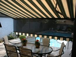 Retractable Awnings Gold Coast Some Retractable Awnings Are Designed With A Front Retractable